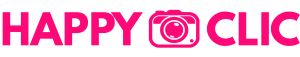 logo happyclic savona fucsia